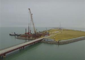 جسر بري جديد يهدد السياحة في شرم الشيخ - فيديو