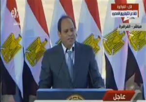 الرئيس السيسي يروي موقفاً حدث له بشوارع الإسكندرية