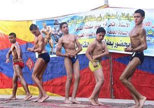 """مدرب كمال أجسام عن بطولة القاهرة للأطفال: """"تهريج ومسخرة"""""""