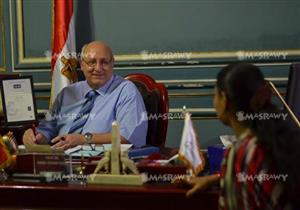 """القائم بأعمال رئيس جامعة عين شمس: """"قانون الخدمة المدنية أكثر عدلًا لأوائل الخريجين"""" - (حوار)"""