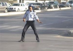 """بالفيديو.. وفاة أشهر """"شرطي مرور"""" في العالم العربي"""