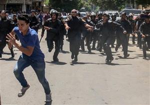 الإبراشي يكشف حقيقة صورة اعتداء قوات الأمن على طالب الثانوية - فيديو