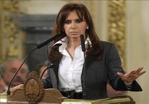 الأرجنتين تحقق مع رئيسة البلاد السابقة في تهم غسيل أموال