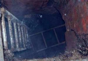 مصرع ٣ أشخاص فى انهيار منزل التنقيب عن الآثار بكفرالشيخ