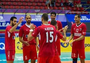 مصر تواصل السقوط في بطولة العالم للطائرة بالخسارة من كندا