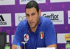 مروان رجب يتقدم باستقالته من تدريب منتخب اليد