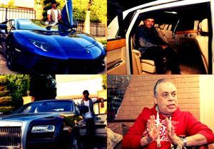 أشرف زكي يرد على نشر محمد رمضان لصور سياراته الفارهة بما قاله له عمرو دياب