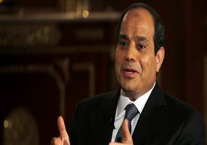 السيسي يُطالب وزير الزراعة بالمضي قدمًا لتنفيذ المشروع القومي للغذاء