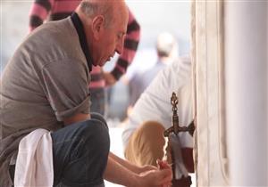 يا من تحرص على أداء الصلاة شاهد سنة النبي في الوضوء