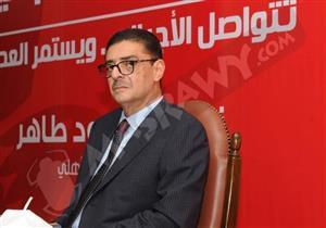 طاهر يعلن مبادرة لانشاء رابطة اندية الأهلى فى الوطن العربى