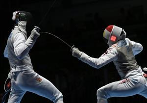 علاء الدين أبو القاسم يودع بطولة العالم للسلاح في الصين