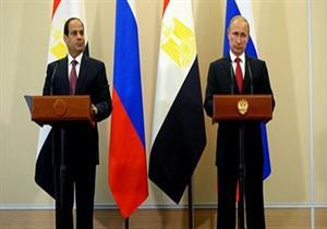 بوتين يطلع السيسي على تفاصيل لقائه مع الأسد