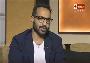 أحمد فهمي: نعم لقد انفصلنا أنا وهشام وشيكو