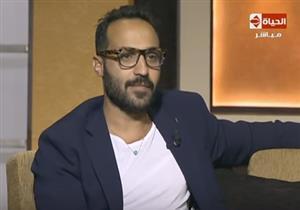 """أحمد فهمي ضاحكاً: """"لن أجيب على هذا السؤال مطلقاً"""""""