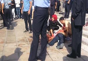 بالفيديو - اللقطات الأولى لحادث اغتيال ناهض حتر