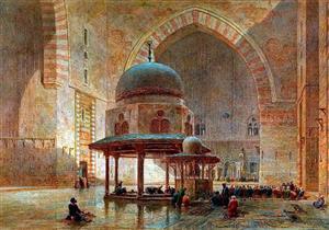 10 صور لمساجد بلمسات فنية أجنبية شاهدة على الحضارة الإسلامية