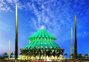 مسجد الملك سلمان بالمالديف.. بتمويل سعودى يتسع لـ6 آلاف مصلٍّ