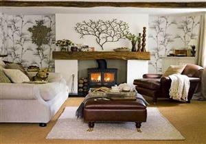 مصممة ديكور: هذه الأمور في منزلك تشعرك بالدفء والراحة في الشتاء
