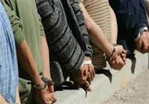 """ضبط المتهمين بإشعال النيران في منزل أسرة متهمة بقتل جزار بـ""""أوسيم"""""""