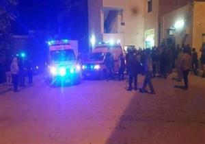 مصدر: الجناة نفذوا الهجوم على سيارة الأمن المركزي أثناء تبدل الخدمات
