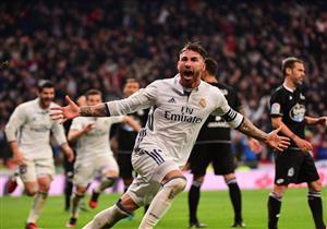 أهداف (ريال مدريد 2 - مالاجا 1)