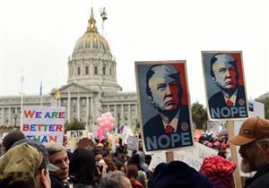 لماذا تظاهر الملايين ضد ترامب؟