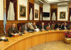 محافظ القاهرة يستعرض استعدادات مديريتي الطب البيطري والتموين للعيد
