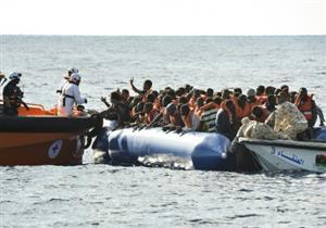 خفر السواحل الإيطالي: إنقاذ 484 مهاجرًا وانتشال سبع جثث قبالة السواحل الليبية