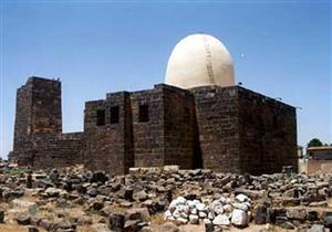 بالصور والفيديو .. مسجد مبرك ناقة النبي في الشام