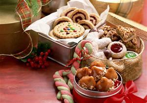 فاجئي طفلك بأشهى الحلويات في عيد الميلاد المجيد