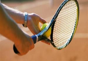 انطلاق بطولة دوري التنس على ملاعب وادى دجلة