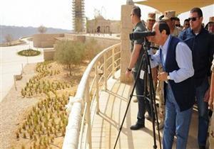 """""""المقاولون العرب"""": مشاركتنا في العاصمة الإدارية الجديدة فخر وشرف لنا"""