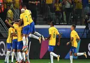 أهداف (البرازيل 3 - تشيلي 0) تصفيات كأس العالم