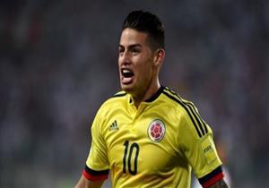 أهداف (بيرو 1 - كولومبيا 1) تصفيات كأس العالم