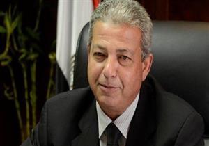 وزير الرياضة: تقدمنا بمقترح إعادة الجماهير للملاعب إلى رئيس الوزراء