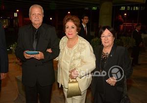 بالصور - توافد نجوم الفن على ختام مهرجان الإسكندرية السينمائي