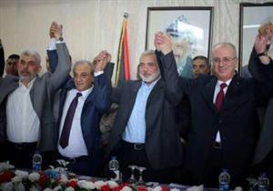 """""""أطراف"""" تسعى لإفساد المصالحة الفلسطينية.. وكلمة السر """"نزع سلاح المقاومة"""""""