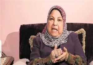 """سعاد صالح: كلمة """"بحبك"""" بين الخاطب ومخطوبته """"حرام"""" -فيديو"""