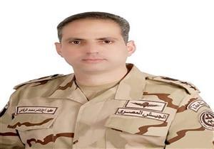 المتحدث العسكري: إحباط هجوم إرهابي في العريش