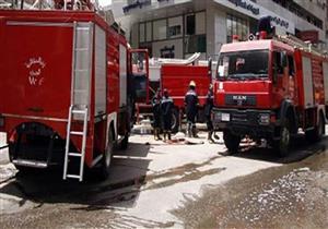 مدير الحماية المدنية: إخماد حريق مخزن كابلات بباب الشعرية