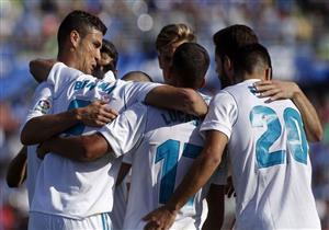 أهداف (خيتافي 1 - ريال مدريد 2) أخيرا رونالدو يسجل
