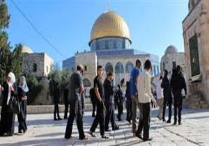 مستوطنون يهود يستأنفون اقتحاماتهم للمسجد الأقصى