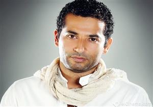 """بالفيديو.. عمرو سعد في """" الجيم"""" من أجل """" كارما"""""""