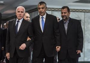 اللجنة المركزية لفتح تشيد بجهود مصر لتحقيق المصالحة الفلسطينية