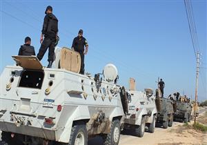 استشهاد 6 من الشرطة والمدنيين في اشتباكات بوسط العريش