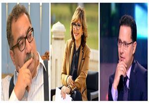 """ضرائب الإعلاميين: شريف عامر يتصدر.. وإبراهيم عيسى و""""لميس"""" مفاجأة"""