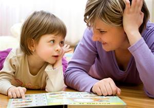 10 أسئلة حوارية عليك توجيهها لطفلك