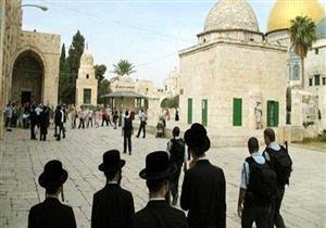 مستوطنون يهود يجددون اقتحامهم للمسجد الأقصى بحراسة من القوات الإسرائيلية