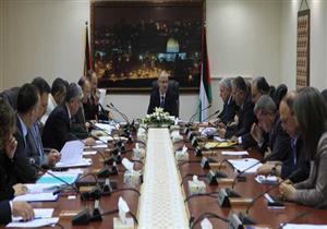 مجلس الوزراء الفلسطيني يدين حادث العريش الإرهابي ويعزي مصر قيادة وشعبا
