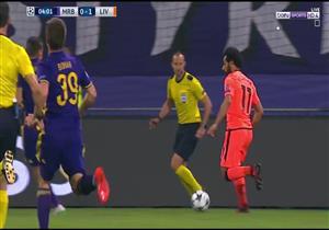 أسيست صلاح.. ليفربول يسجل هدفًا مبكرًا ضد ماريبور